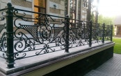 Балкон - терраса ковка