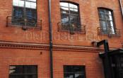 Кованые балконы, ковка, фасад здания
