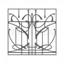 Эскиз кованой решетки №1039