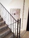 Перила ковка, лестница на второй этаж