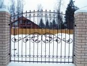 Заказать кованый забор
