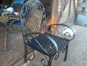 Кованая мебель, стул