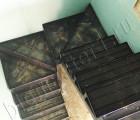 Лестница металлическая под заливку