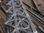 Производство кованых лестниц