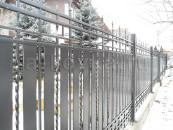 Забор ковка на заказ