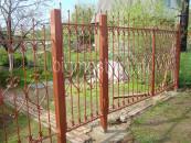 Ковка забор